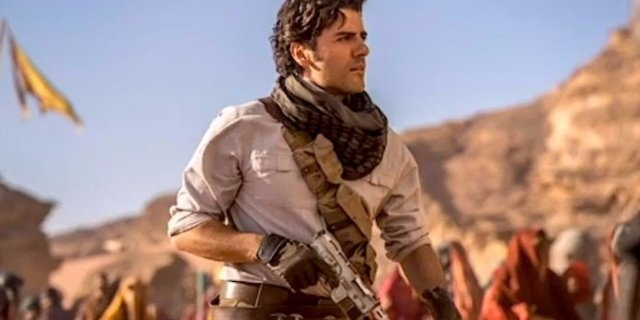 Poe Dameron Costume Rise of the Skywalker