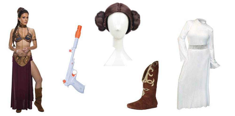 Princess Leia Costume set