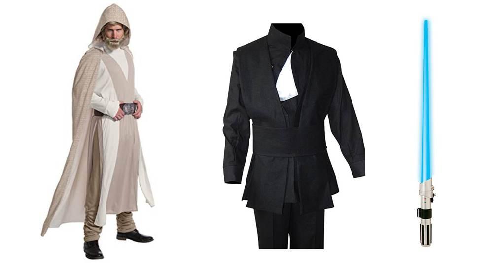 Skywalker costume set