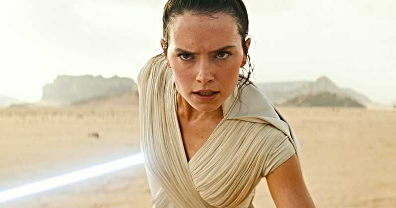 rey rise of the skywalker