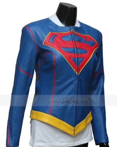 super girl jacket