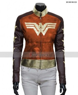 wonder woman jacket fjackets