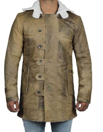 Bane Distressed Coat