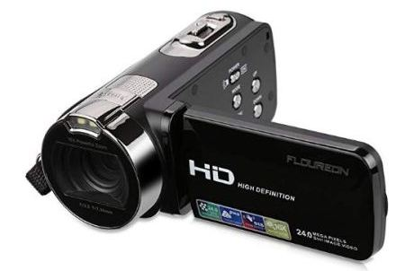 HD 1080p Camcorder