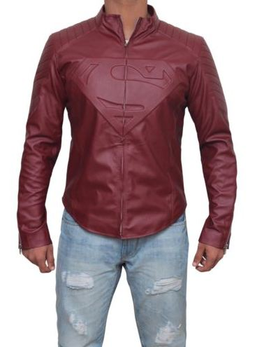 Red Superman Jacket