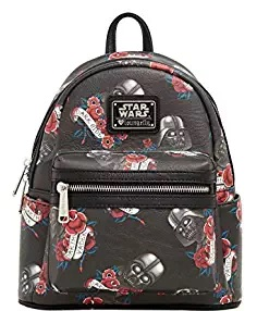 starwars tattoo print bag pack