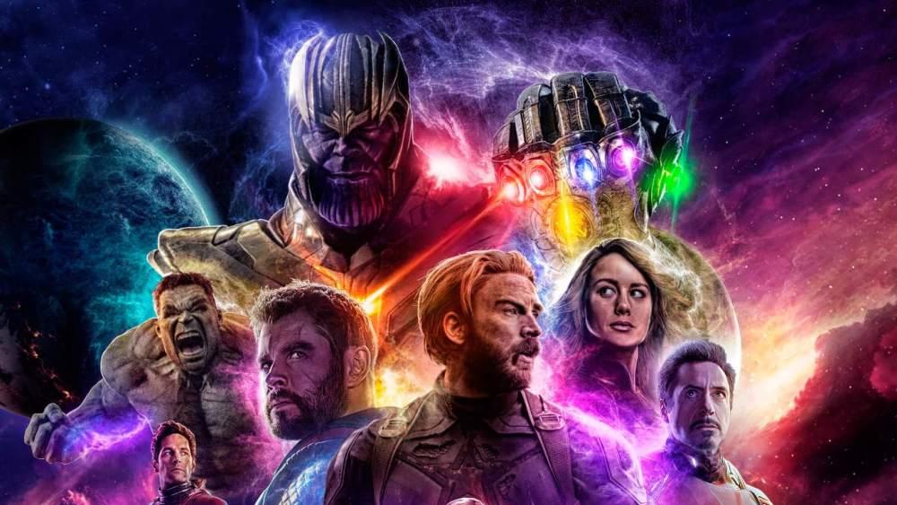 Avengers endgame costume