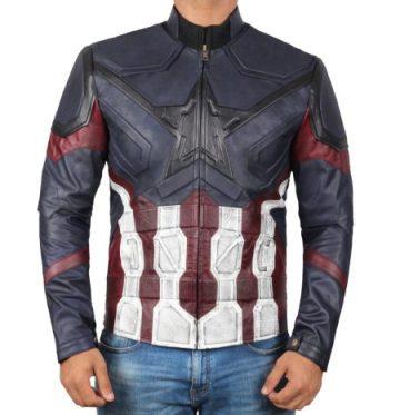 Captain America Endgame jacket