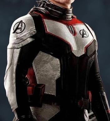 Captain America Quantum jacket