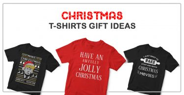 Christmas tees for men