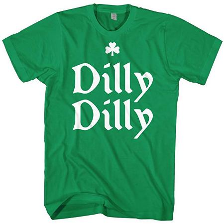 Dilly Dilly Green Shirt