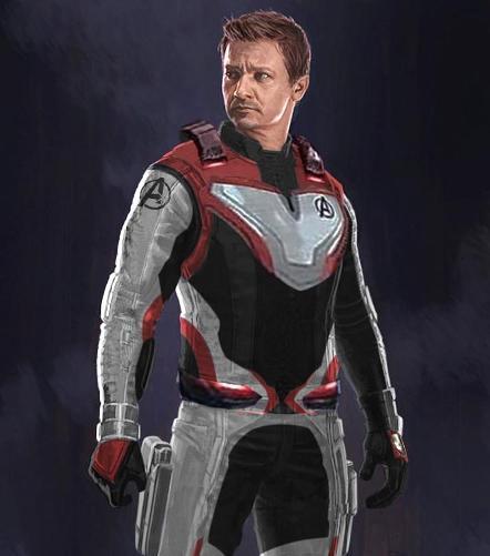 Hawkeye Endgame Quantum jacket