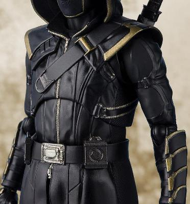 Hawkeye ronin endgame hooded jacket