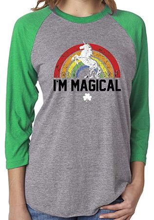 I am Magical Shirt for Women
