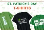 St Patricks Day T shirts