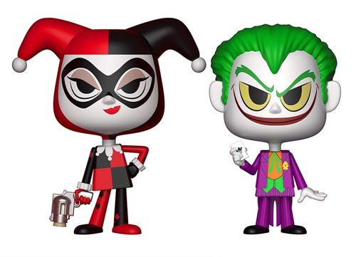Harley and Joker Collectible Figure