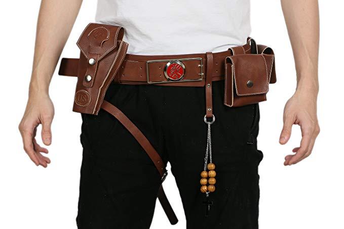 Hellboy costume belt