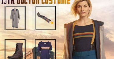The 13th Doctor Costume guide