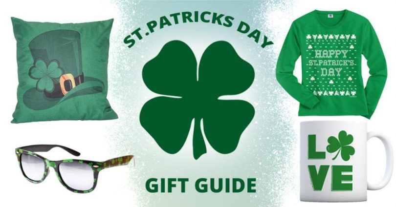 450dbf92 14 St Patrick's Day Gifts That'll Make You Feel Lucky
