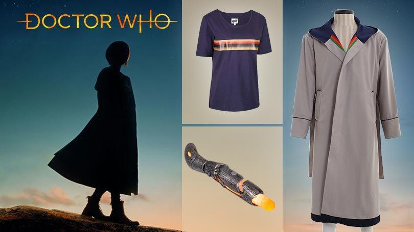 thirteenth doctor costume
