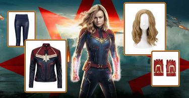 Captain Marvel Cosplay Guide