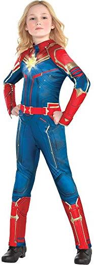 Captain Marvel Kids Costume