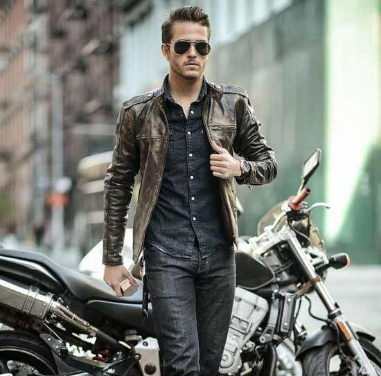 Distressed-Leather-Jackets for summer