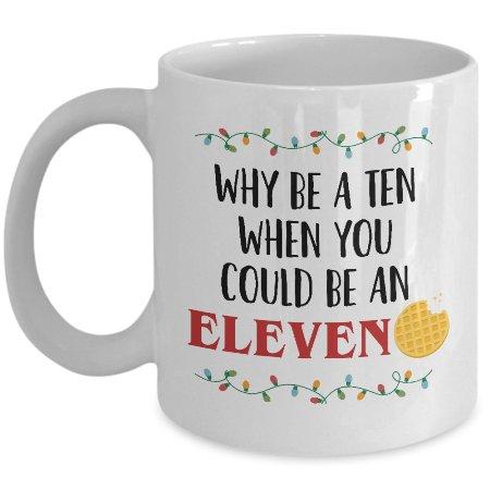 Eleven Mug