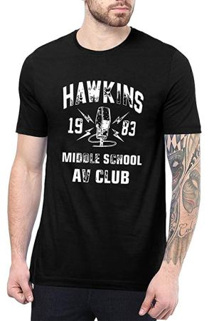 Hawkins 1983 Middle School Shirt