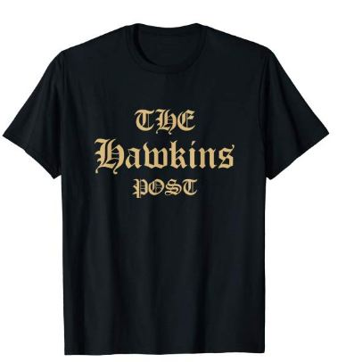 Hawkins post shirt