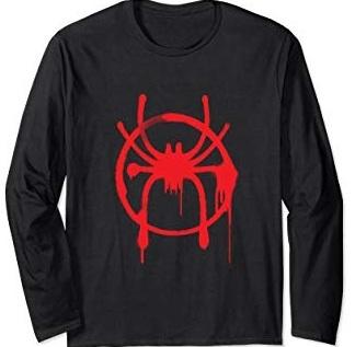 Into spider-verse costume