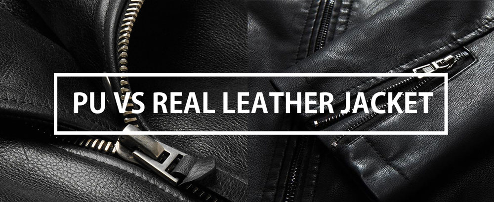 pu vs real leather jackets here 39 s what you need to know. Black Bedroom Furniture Sets. Home Design Ideas