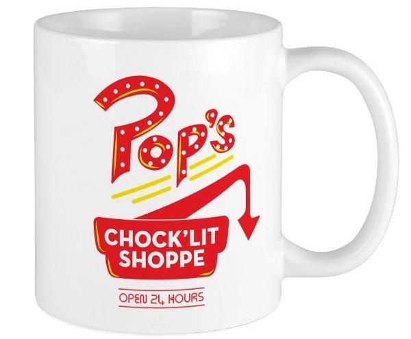 riverdale pop's chock lit mug