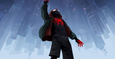 spider man into the spider verse costume