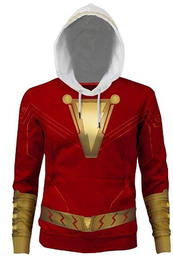 Shazam Hooded Jacket