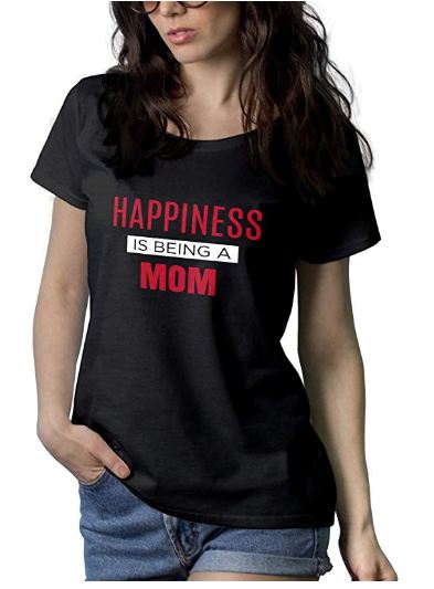 happiness is mom shirt