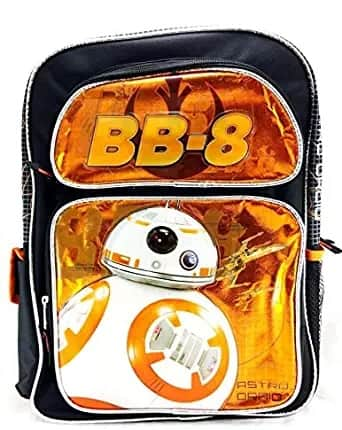 BB8 Backpack school bag