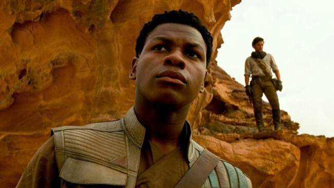 Finn rise of the skywalker costume