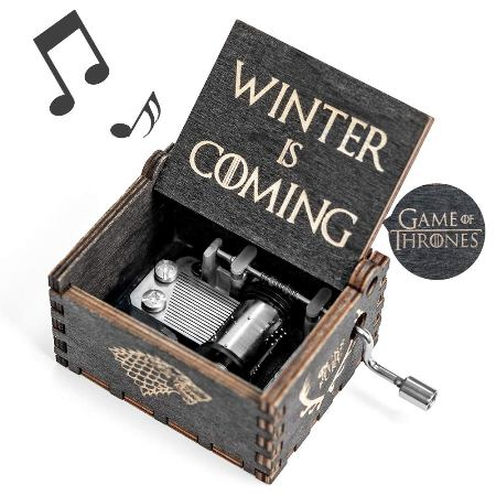Game of thrones music box gift