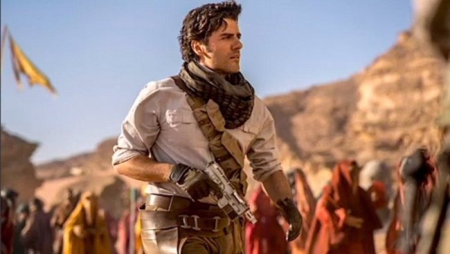 Poe Dameron Rise of the Skywalker costume