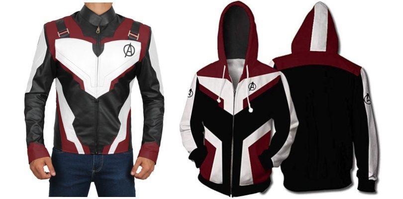 Quantum suit jacket of Marvel cinematic universe