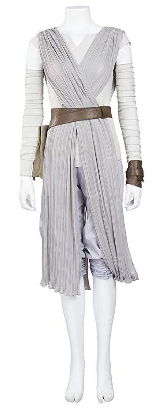 Rey costume outfit
