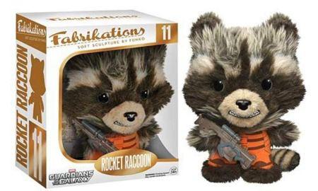 Rocket Raccoon Plush Toy