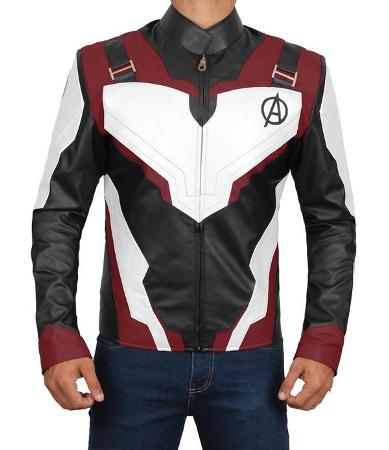 captain america quantum leather jackets