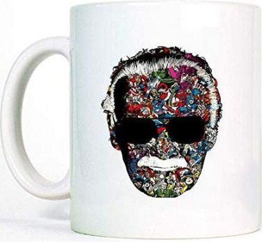stan lee mug