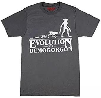 Evolution of demogorgon