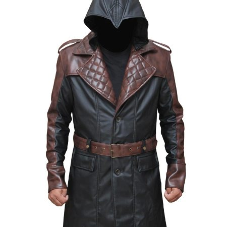 Jacob Fry Assassin Creed Coat