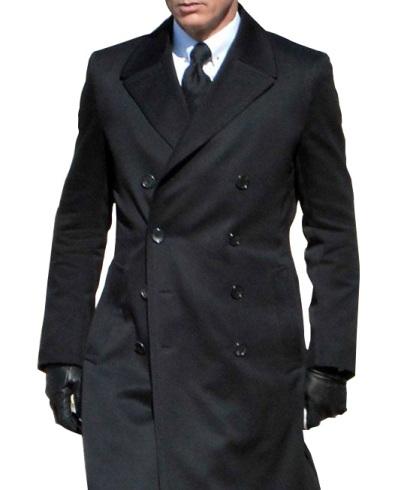 James bond spectre coat