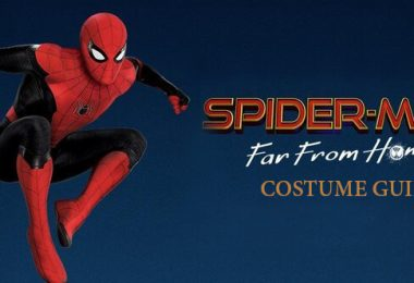 Spider Man Far From Home Costume