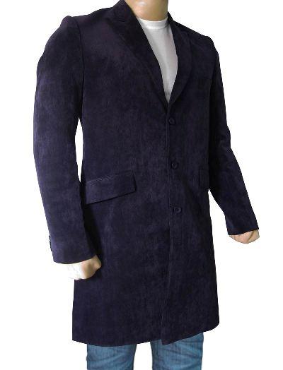 The Dark Knight Joker Coat Purple